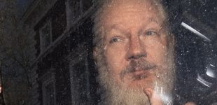 Towards extradition of Julian Assange
