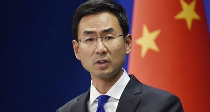 China: US pressure root cause of Iran nuclear reaction