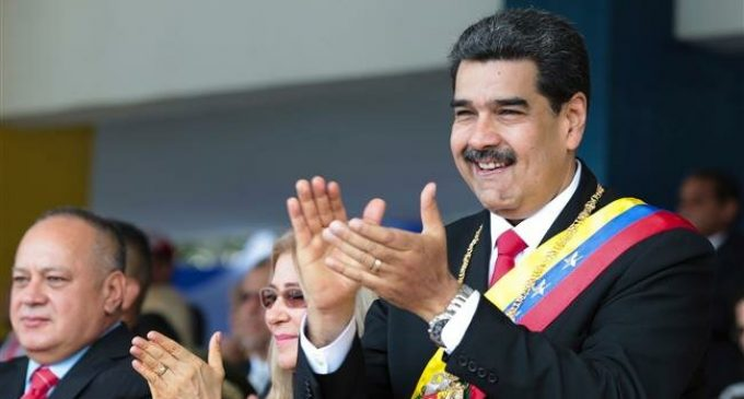 Venezuela's Maduro reiterates call for dialogue with opposition