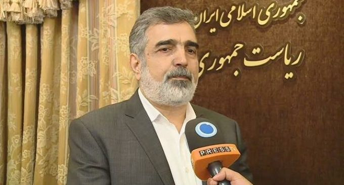 Iranian atomic official speaks to Press TV