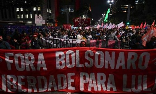 Brazil lower house passes pension reforms, rallies follow