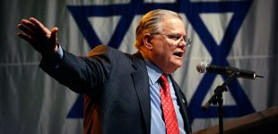 The Untold Story of Christian Zionism's Rise to Power in the United States
