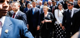 The Glaring Holes in Michelle Bachelet's Venezuela Human Rights Report
