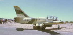 Libya warplane of Haftar's forces lands in Tunisia