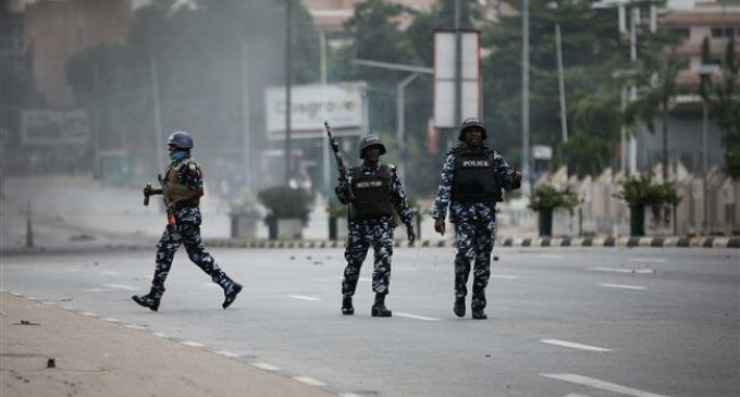 Security forces again open fire on members of Nigeria's Islamic Movement