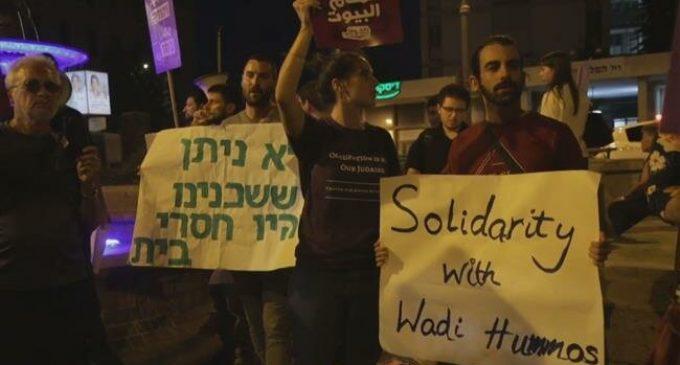 Activists condemn Israeli demolition of Palestinian homes