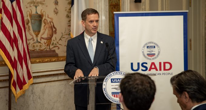Russian comment on the statements made by Administrator of the United States Agency for International Development (USAID)