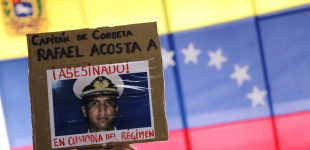 US Treasury Sanctions Venezuela's Military Counterintelligence Agency Following the Death of a Venezuelan Navy Captain