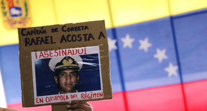 US Treasury Sanctions Venezuela's Military Counterintelligence Agency Following the Death of a Venezuelan Navy Captain