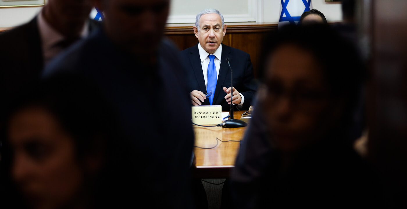 Netanyahu May Survive This Political Crisis, but Israel's Left Will Not