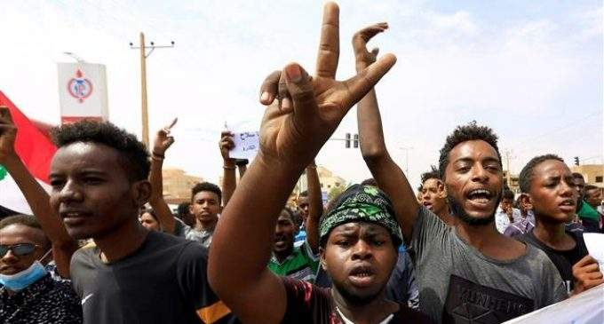 Sudan protesters demand justice for slain youths in El-Obeid