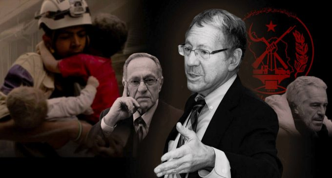 Faux Humanitarian Irwin Cotler, the White Helmets, and the Whitewashing of an Appalling Agenda