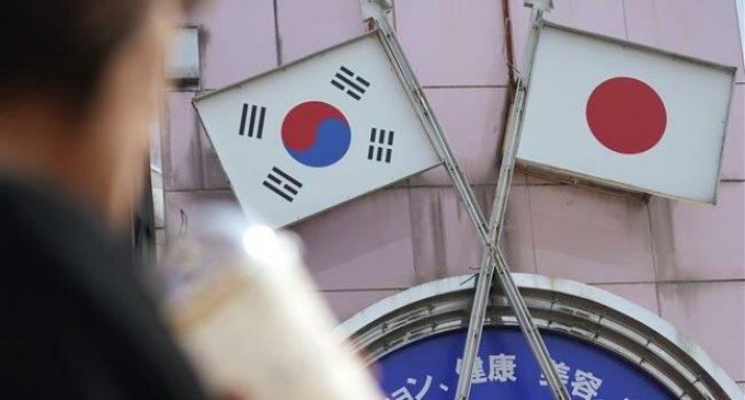 Japan's trade dispute with South Korea