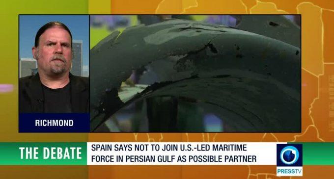 Failed U.S. anti-Iran Alliance