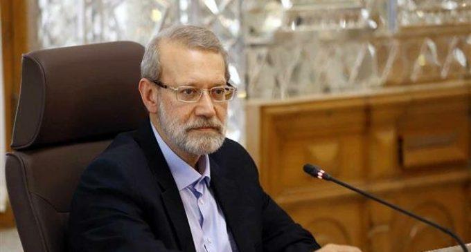 US ban on Zarif sign of US hypocrisy: Iran Parliament Speaker