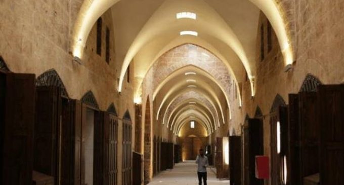 Syria: Restored centuries-old market to reopen in Aleppo