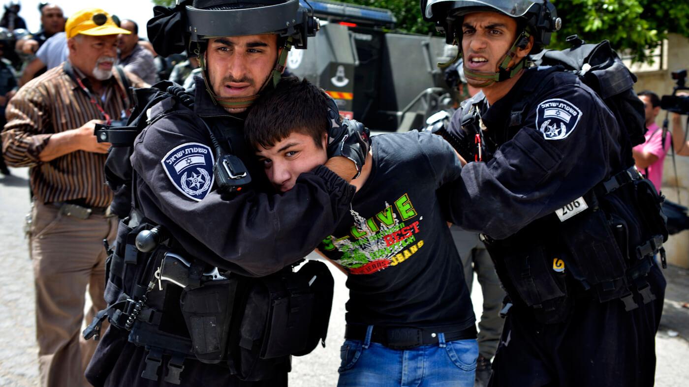 The War on Innocence: Palestinian Children in Israeli Military Court