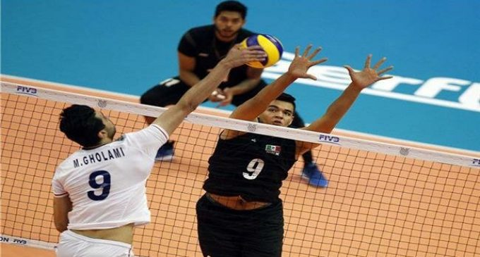 Olympics Volleyball Qualifiers: Iran 3-0 Mexico