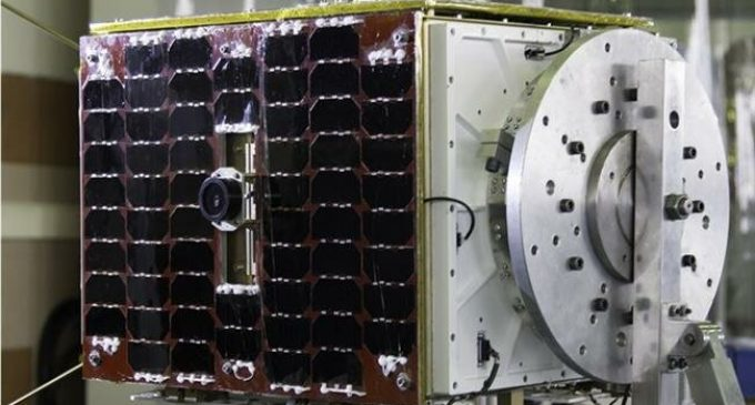 Iran to test new solar panels on Nahid 1 satellite: Minister