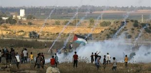 Over 30 Gazans injured by Israeli troops