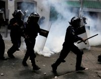 US Trained Honduran Police Get Medieval as Political Prisoner Edwin Espinal Released