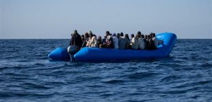Libyan navy rescues more than 300 migrants