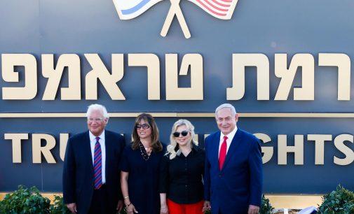 With Trump's Help, Israel Chooses Short-Term Land Grabs Over Long-Term Legitimacy