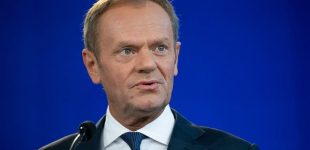 EU's Tusk rejects British PM Johnson's backstop proposal