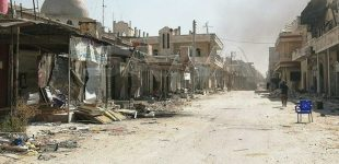 Syria retakes cluster of towns in last terrorist bastion