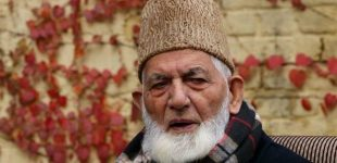 Kashmiri leader calls for peaceful protests, blasts information blockade