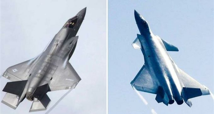 Bolton claims China cloned F-35 by stealing its secrets