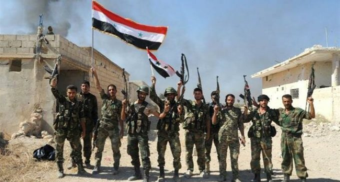 Syrian army, allied forces retake more terrorist-held towns in Idlib