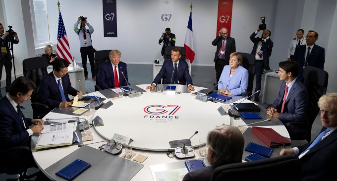 G7 Leaders' Declaration
