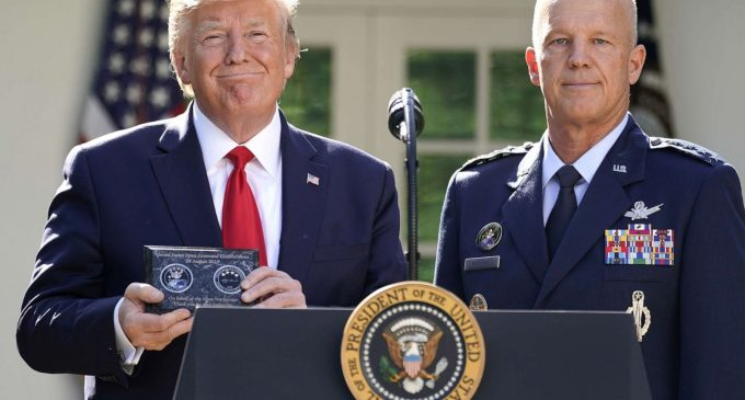 The Trump Administration Is Establishing the U.S. Space Command