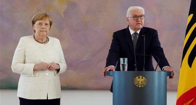 Germany seeks Poland's forgiveness over WWII crimes