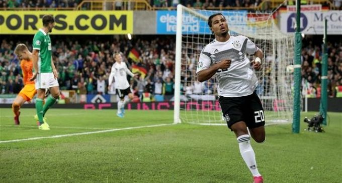 Euro 2020 qualifiers: Northern Ireland 0-2 Germany
