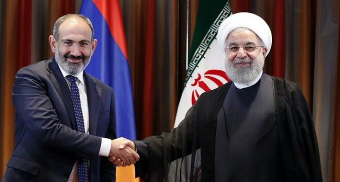 Armenia, Iran to deepen cooperation