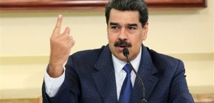 Maduro says to skip UN General Assembly, aides will attend to condemn US sanctions