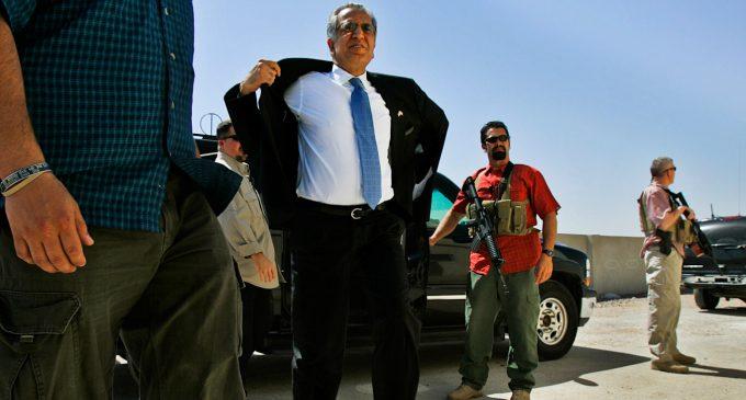 Trump's Taliban Talks Led by Neocon Operation Cyclone Agent & PNAC Member