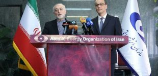 Europe still far from meeting Iran demands: Salehi