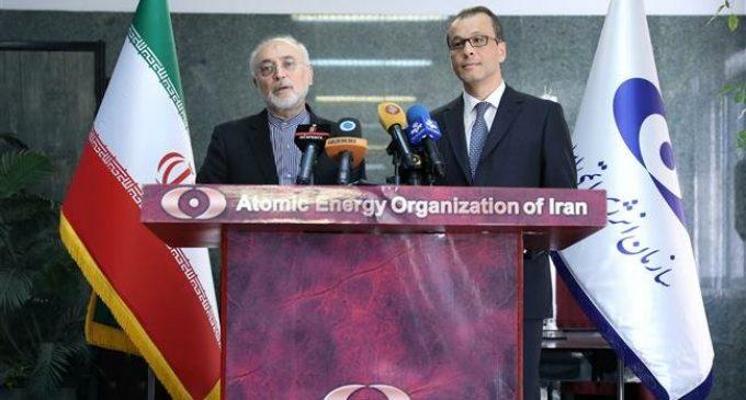 Europe still far from meeting Iran demands: Salehi