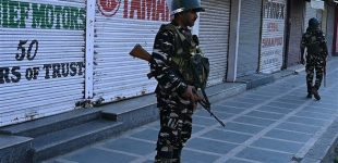 Standstill in Kashmir amid India's failure to reach out to people