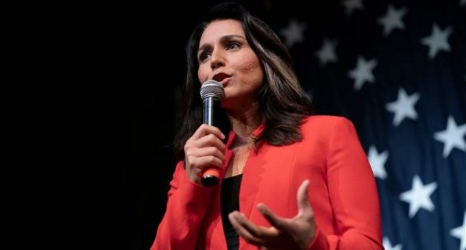 Trump lacks power to use US military for S Arabia's interests: Gabbard