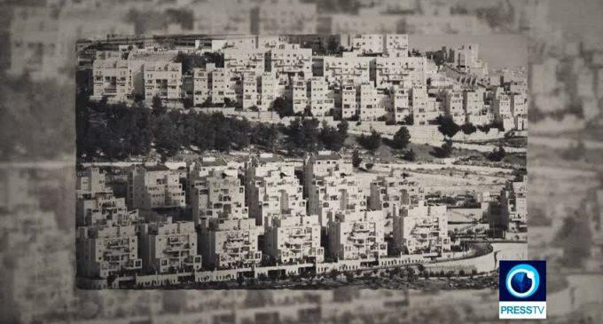 UAE buying Palestinians' lands