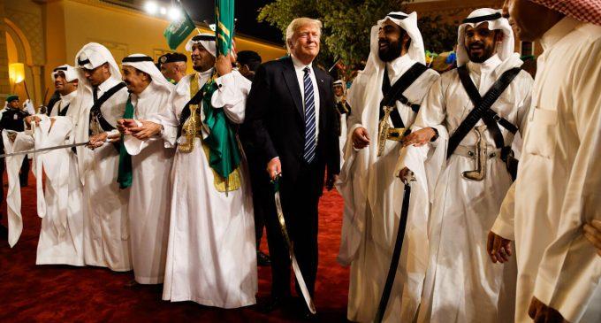 Will Americans Let Trump Start World War III for Saudi Arabia and Israel?