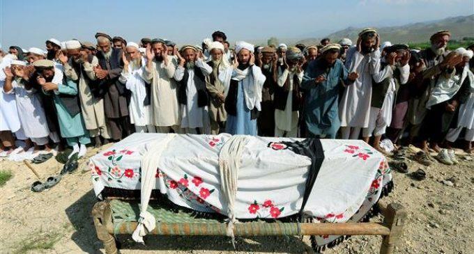 US drone kills 30 Afghan civilians instead of Daesh terrorists