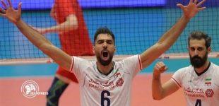 Iran win Asian volleyball championship title