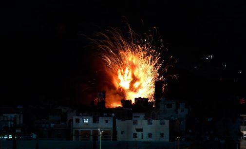 Saudis Blame Iran for Aramco Strikes But Retaliate by Bombing Yemeni Civilians