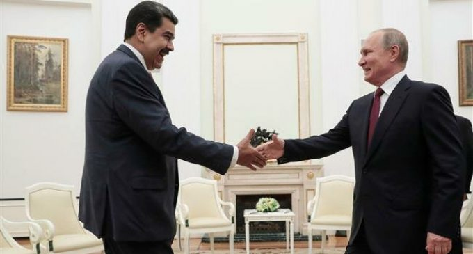 Putin, Maduro skip UN General Assembly, meet in Moscow