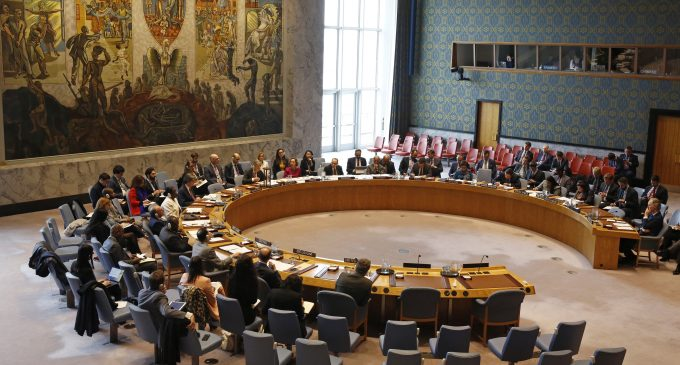 China and Russian Federation: draft resolution on Syria